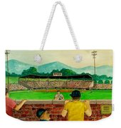 Portsmouth Athletics Vs Muncie Reds 1948 Weekender Tote Bag