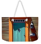 Portsmouth Door 8 Weekender Tote Bag
