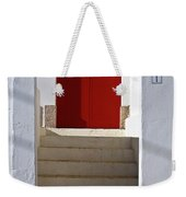 Portuguese Entrance Weekender Tote Bag