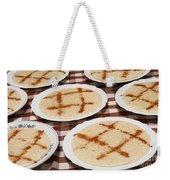 Portuguese Food Weekender Tote Bag