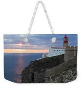 Portuguese Lands End  Weekender Tote Bag