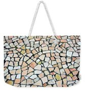Portuguese Pavement Weekender Tote Bag