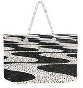 Portuguese Pavement Weekender Tote Bag