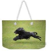 Portuguese Water Dog Weekender Tote Bag