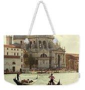 Postcard From Venice Weekender Tote Bag