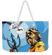 Poseidon - W/hidden Pictures Weekender Tote Bag