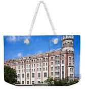 Post Palace In Budapest Weekender Tote Bag