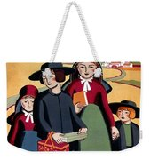 Poster Pennsylvania, C1938 Weekender Tote Bag