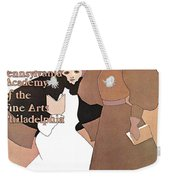 Poster Show 1896 Weekender Tote Bag