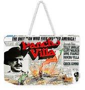 Poster Telly Savalos Pancho Villa In Pancho Villa 1972-2013 Weekender Tote Bag