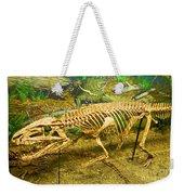 Postosuchus Fossil Weekender Tote Bag