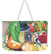 Pot With Onions Weekender Tote Bag