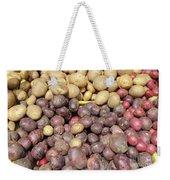 Potato Variety Display Weekender Tote Bag