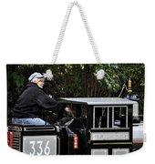 Potawatomi Zoo Miniature Train Engine South Bend Indiana Usa Weekender Tote Bag