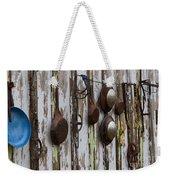 Pots And Pans Weekender Tote Bag