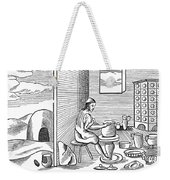 Potter, 1659 Weekender Tote Bag