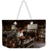 Potter - Raised In The Clay Weekender Tote Bag