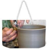 Potters Hands Weekender Tote Bag