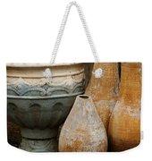 Pottery Still Life Weekender Tote Bag