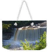 Pouring Down Weekender Tote Bag