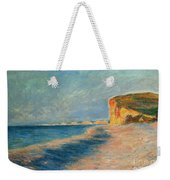 Pourville Near Dieppe Weekender Tote Bag