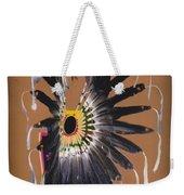 Pow Wow Regalia - Orange Weekender Tote Bag