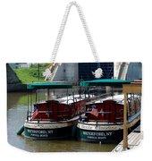 Powell Boats Weekender Tote Bag