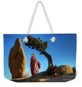 Power Of Thought 1 Weekender Tote Bag