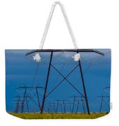 Power Towers Weekender Tote Bag