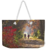 Power Walkers Weekender Tote Bag