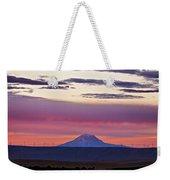 Powerful Sunset Weekender Tote Bag
