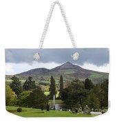 Lake And Garden Weekender Tote Bag