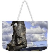 Powis Castle Statuary Weekender Tote Bag