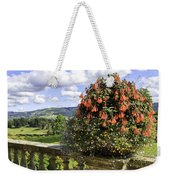 Powis Castle Terrace Weekender Tote Bag
