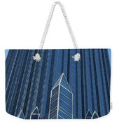 Ppg Place Pittsburgh Weekender Tote Bag