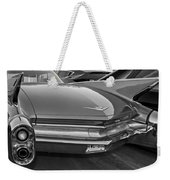 Practicality Be Damned Monochrome Weekender Tote Bag