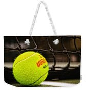 Practice - Tennis Ball By William Patrick And Sharon Cummings Weekender Tote Bag