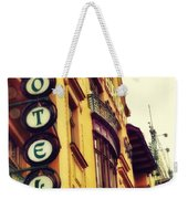 Prague - Hotel Weekender Tote Bag