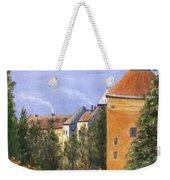 Prague Castle Weekender Tote Bag