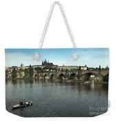 Prague Weekender Tote Bag