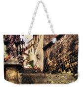 Prague Hradczany Weekender Tote Bag