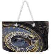 Prague Orloj Weekender Tote Bag