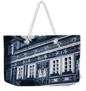 Prague Sgraffito Weekender Tote Bag