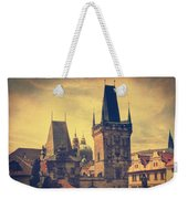 Praha Weekender Tote Bag