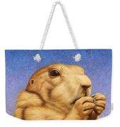 Prairie Dog Weekender Tote Bag