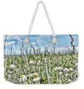 Prairie Flowers And Grasses Weekender Tote Bag