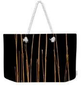 Prairie Grass Number 3 Weekender Tote Bag