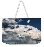 Prairie Storm Clouds Weekender Tote Bag
