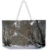 Prairie Winter 2 Weekender Tote Bag