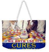 Pratts Healing Ointment Weekender Tote Bag